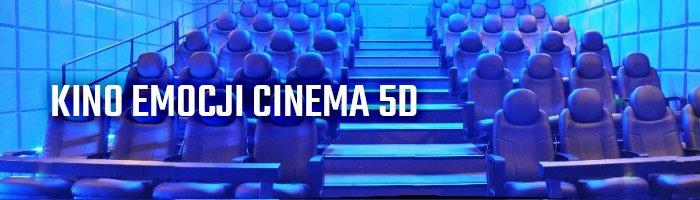Kino emocji Cinema 5D